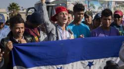 Casi mil miembros de la Caravana Migrante ya residen legalmente en