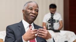 Former President Thabo Mbeki On President Zuma, The EFF, And Pravin