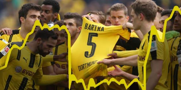 Manipuler le cours d'une société comme Dortmund, une arnaque presque aussi vieille que la Bourse