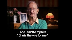 This Elderly Couple's Viral Story Is Proof That True Love