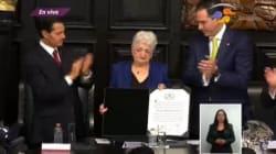 La medalla Belisario Domínguez al controversial