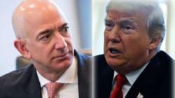 Trump va alla guerra contro Amazon: