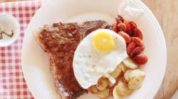 Steak And Egg -- It's Not Just A Banting
