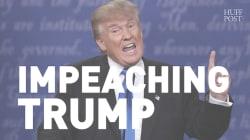 Impeaching Trump: Can It