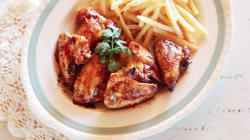Finger Lickin' Chicken Wings You Can Make At
