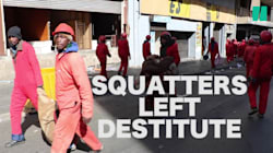 Squatters Kicked Out Of Joburg CBD Building By Red Ants Are Now
