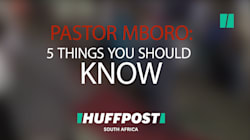 5 Things You Should Know About Pastor Paseka 'Mboro'