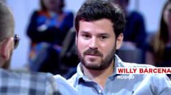 Willy Bárcenas desvela a qué partido no ha votado jamás en las