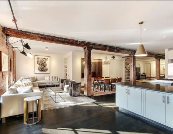 Vice's former CEO sells New York City duplex loft