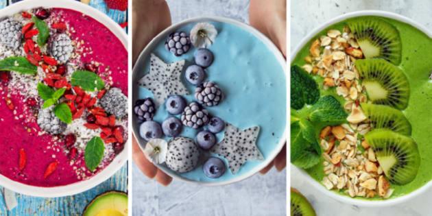 Les smoothie bowls sont-ils vraiment bons pour la santé? Les experts nous répondent