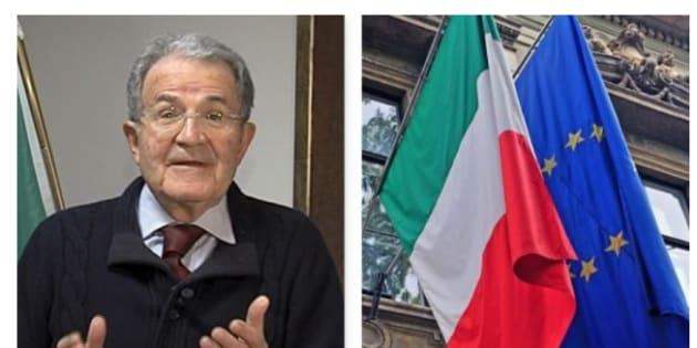 Caro Prodi, il 21 marzo non espongo la bandiera Ue ma il Tricolore