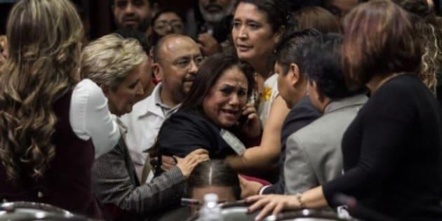 La diputada Carmen Medel recibió una llamada en la que le informaron que su hija fue asesinada.