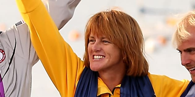 Liesl is a six-time Paralympian and won gold in London.