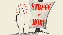 Le stress et la dépression augmentent le risque de décès d'un