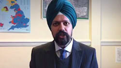 Sikh MP 'Disgusted' After Guest's Turban Ripped Off Outside British