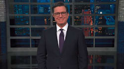 Stephen Colbert Roasts Bob Katter's Bizarre Same-Sex Marriage