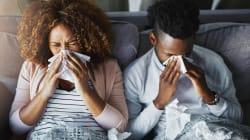 Grippe ou pas grippe? Un médecin pose le diagnostic en un schéma très