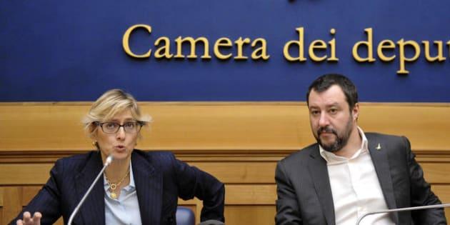 Con Bongiorno Salvini tenta l