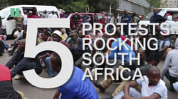 The Common Thread In Protests Spreading Across SA's