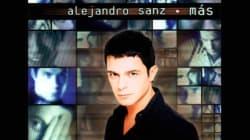 Alejandro Sanz y yo: 20 años