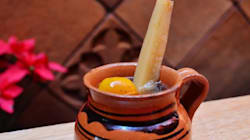 Por qué se llama ponche (y una receta con mezcal para
