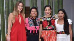 FOTOS: El regreso de Yalitza Aparicio a