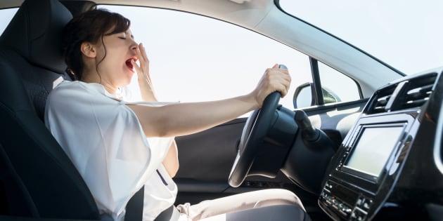 Départs en vacances : 8 conducteurs sur 10 dorment moins la veille (Photo d'illustration)