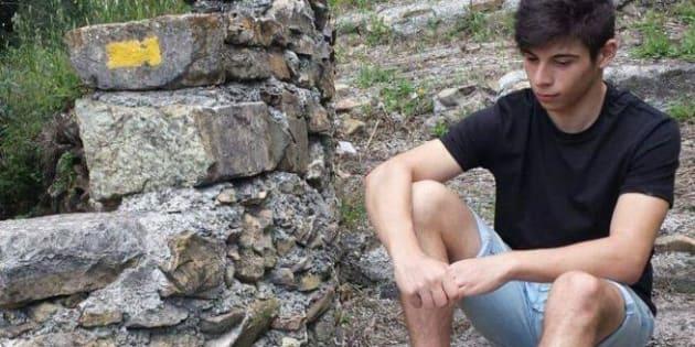 Alessio Vinci, diciottenne italiano trovato morto in un cant