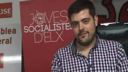 Sale de la cárcel el exlíder de jóvenes socialistas de Elche acusado de consumir contenidos