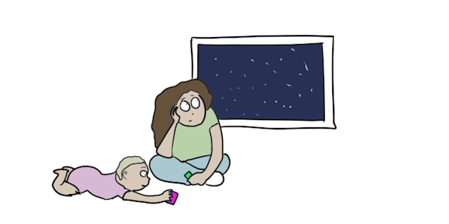 """Après le travail, """"l'heure des mamans"""" : la nouvelle BD d'Emma sur le temps de travail"""