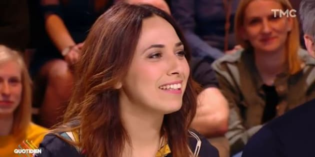 """Salhia Brakhlia du """"Petit journal"""" va faire son retour dans """"Quotidien"""""""