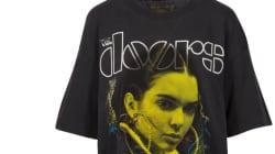Ces t-shirts créés par les sœurs Jenner font hurler les fans de