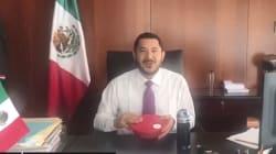 Martí Batres se une al #TuppersChallenge y promete no cargar comidas al