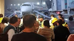 🎥 Aeroméxico evacúa a pasajeros por alerta de