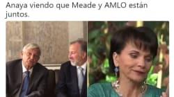 Ya llegaron, ya están aquí: los memes de la reunión entre AMLO y