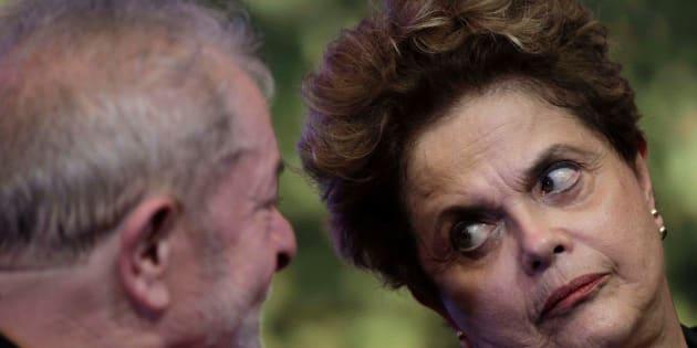 Lula e Dilma denunciados foram por suposto crime de obstrução de Justiça.