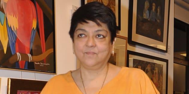Filmmaker Kalpana Lajmi in a file photo.