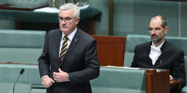 "Andrew Wilkie: ""I'm horrified to recount that the Victorian Commission for Gambling and Liquor Regulation has allegedly done nothing to stop this shocking criminal misconduct."""