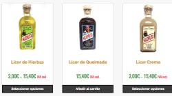 El productor del licor 'Hijoputa' triunfa con el nombre que ha puesto a una crema