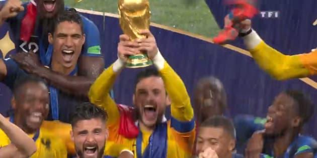 Audience (presque) record pour la finale France-Croatie