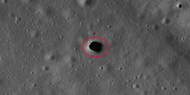 Voici l'endroit parfait pour construire une base sur la Lune