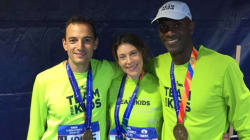 Marion Bartoli a fini le marathon de New