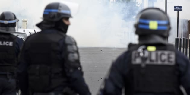 Nantes: le policier auteur du tir qui a tué le jeune homme placé en garde à vue