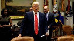 L'impopularité de Trump dans les sondages est inédite aussi tôt dans un mandat