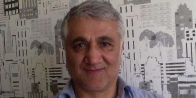 El periodista turco HamzaYalçin.