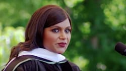 Mindy Kaling Gets Candid About Becoming A Mom In Dartmouth Commencement