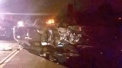 Ontario Highway Crashes Kill 6 During Thanksgiving Long