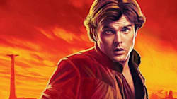 Han Solo perd son arme sur l'affiche du prochain «Star