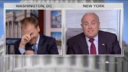 Rudy Giuliani Stuns NBC's Chuck Todd: 'Truth Isn't