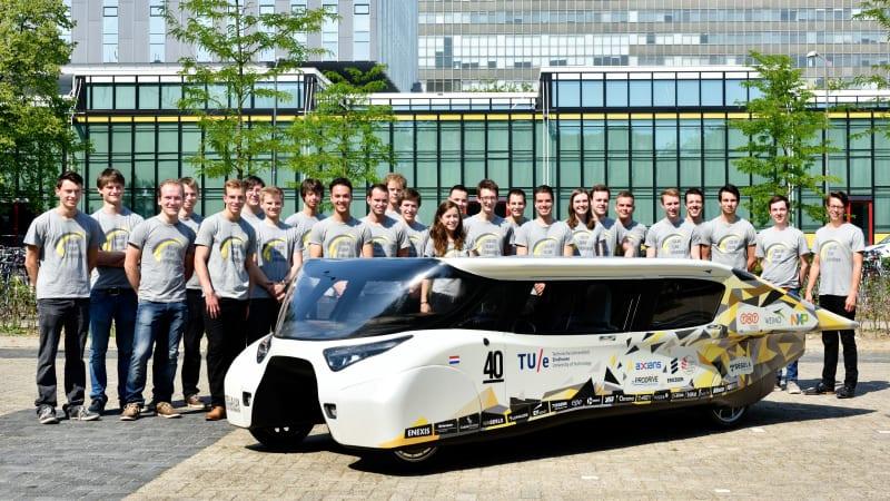Stella Lux EV ready to tackle solar challenge [w/video]